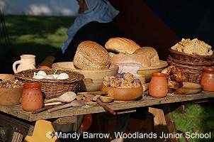 Ancient Civilizations Food Recipes