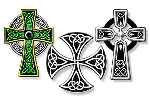Celtic knot tattoos are some of the